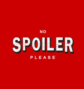 no spolier please - evitar spoilers