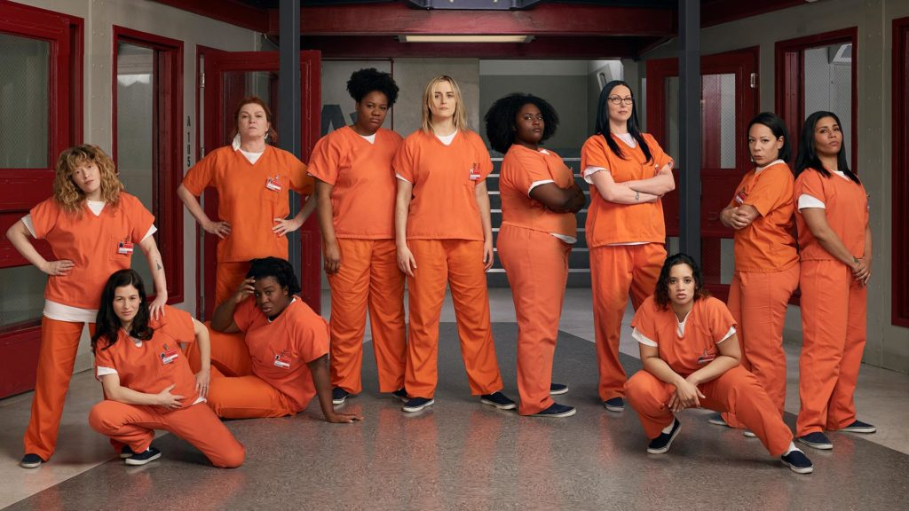 Elenco principal de Orange Is The New Black