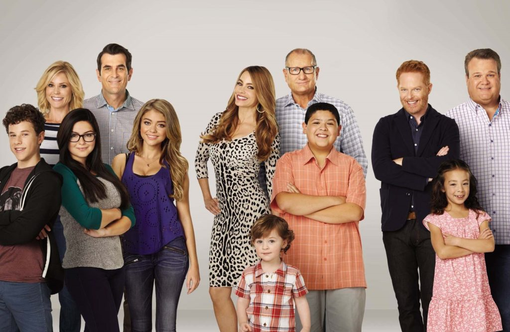 Personagens principais de Modern Family
