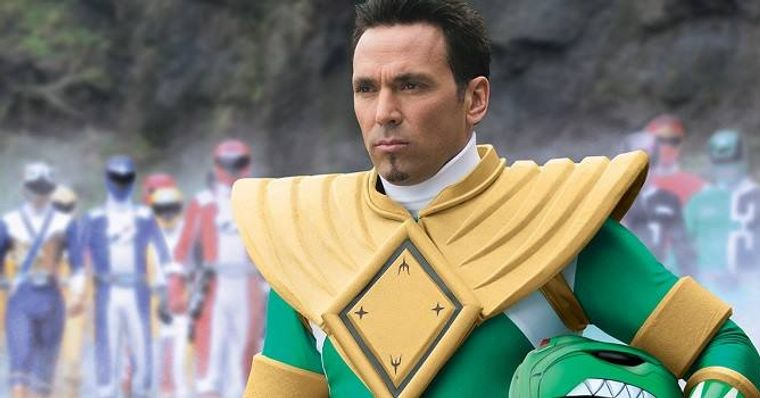 Jason David Frank super megaforce